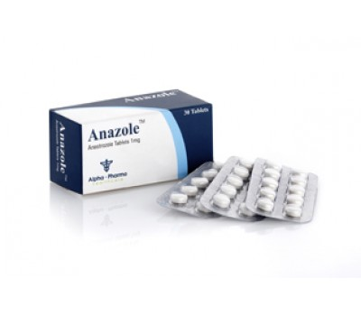 Anastrozole 1 mg Blister